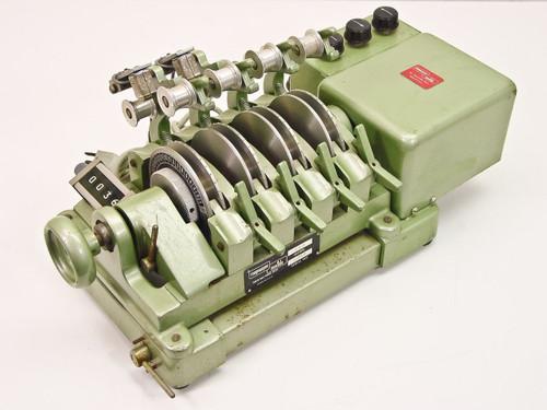 Moviola SZD  16mm Magnasync Film Synchronizer w/Motor