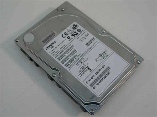 "Compaq 9.1GB 3.5"" SCSI Hard Drive 10000 RPM Wide Ultra 3 (336366-001)"