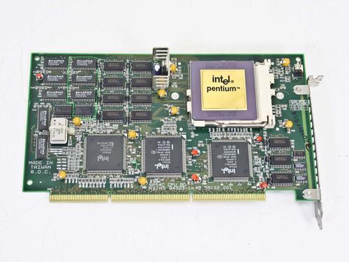 Acer 94323-1  CPU Board SP54C w/Gold Intel Pentium 90MHz CPU