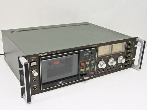 Teac C-3  Stereo Cassette Deck
