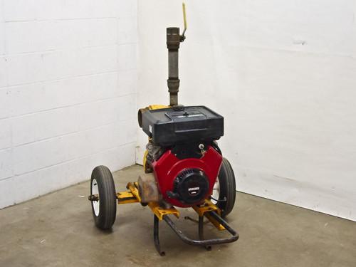 Teel 3P653  16 HP Trash Water Liquid Pump Vanguard Motor