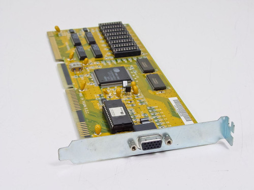 Cirrus Logic  CL-GD5426-80QC-A  15 Pin VGA PCI & 16 Bit ISA Card
