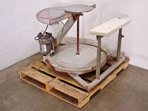 Lockerbie 1361  Potters Wheel w/ Dayton 1/3 HP Motor