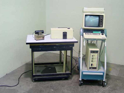 Tracor Northern Spectrometer Rapid Spectral Analysis System (TN-6500)
