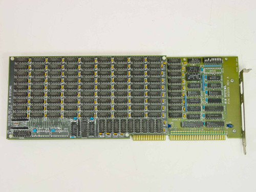 M A Systems  900015  ISA 16 Bit Card with Memory (900025 Rev A)