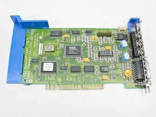 IBM  10020737-3A  SoundPiper 16 PS2 MCA Sound Card