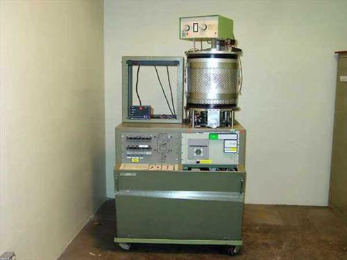 Varian E-beam Deposition Thermal Evaporator Temescal E-Gun NRC 3117