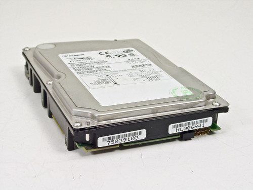 "Seagate  ST34502LW Cheetah  4.5GB 3.5"" SCSI Hard Drive 68 Pin"