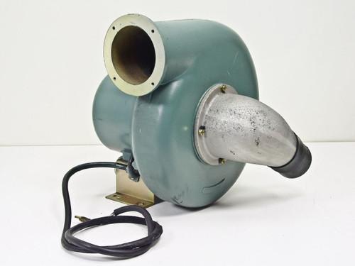 Matsushita Type BS Form 141  Tilt Electric Blower Fan 100V w/ Single Chamber Outlet