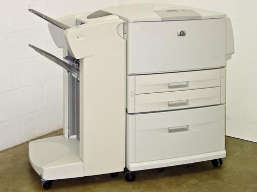 HP Q3723A  9050dn Laserjet Printer Sorter and paper deck