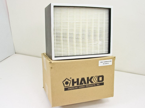 Hakko Corp 999-137  Hepa/Carbon Air Filter For Use with HJ3100