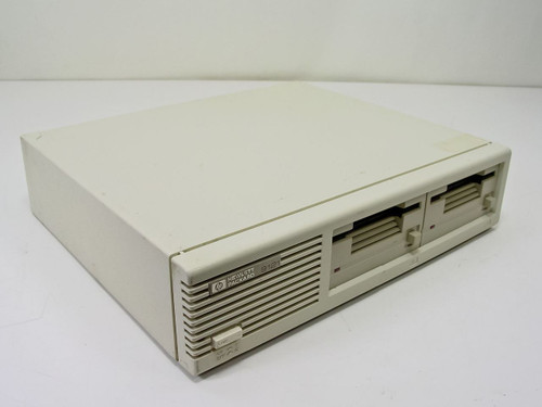 "HP 9121D  External 3.5"" Dual Floppy Drive HP-IB"