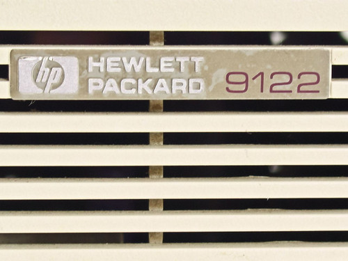 "HP 9122S  External 3.5"" Floppy Drive HP-IB"