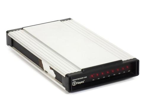 Hayes 1200  External SmartModem 1200 Baud Modem