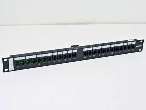 Interlink Technologies CSP405-001-005  Cat 3 Patch Panel