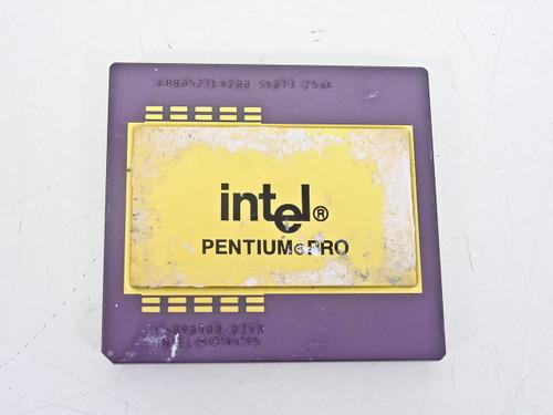 Intel  SY013  Pentium Pro 200MHz KB80521EX200