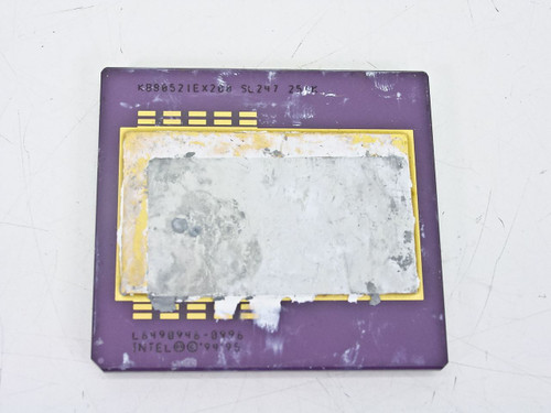 Intel SL247  Pentium Pro 200MHz KB80521EX200
