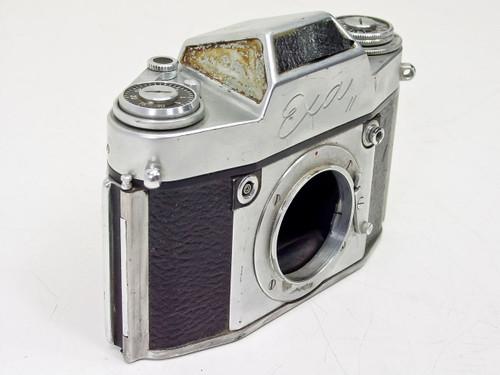 Ihagee Exa  Dresden Camera