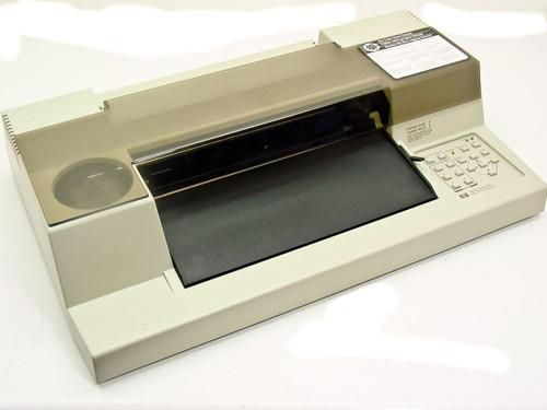 HP 7475A  Desktop Pen Plotter 6-pen RS232 Interface