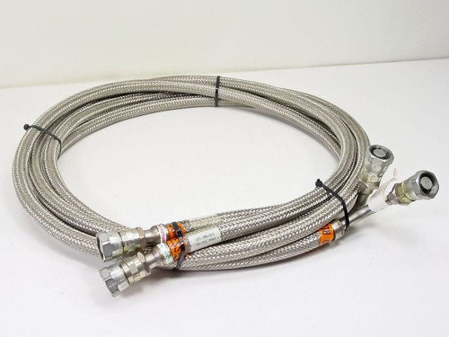 CTI 8081271  Pressurized Cryogenic Cryo-Torr Vacuum Pump Hose 10 Foot