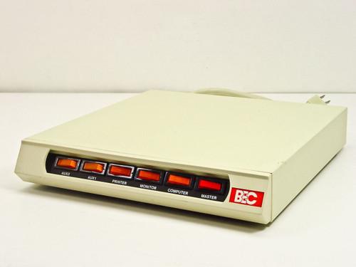 BEC CP-55   Surge Suppressor/EMI Filter 15A 1800W