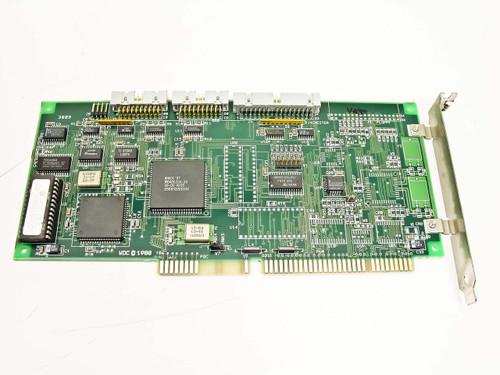 Western Digital WD1007V-SE1  16 Bit ISA FDD HDD Controller 61-600221-02