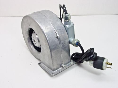 EBM G2E140 - AC05  Squirrel Cage Fan Aluminum Housing 220 Volt 60Hz