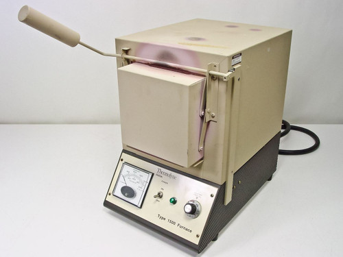 Thermolyne 1500  Benchtop Muffle Furnace that does not Heat