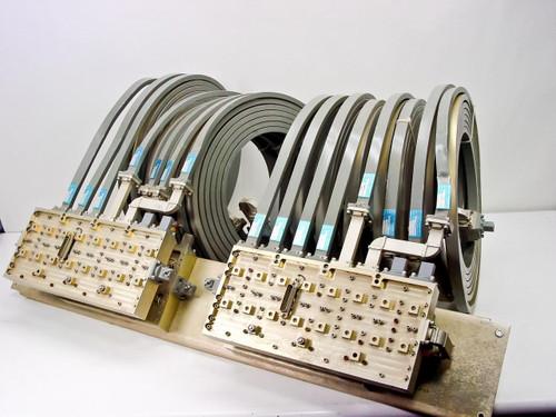 Micro Coax  Ku Band  Wave Guide RF Delay Line Set
