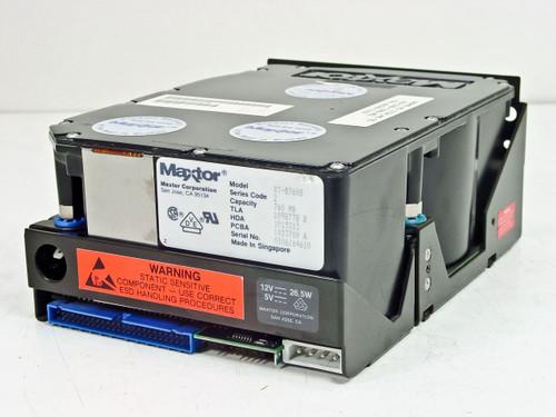 """Maxtor XT-8760S  760MB 5.25"""" FH SCSI Hard drive"""