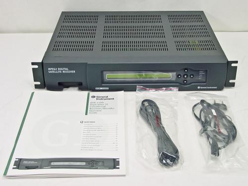 General Instrument DSR 4400  MPEG2 Digital Satellite Receiver - 081193-001