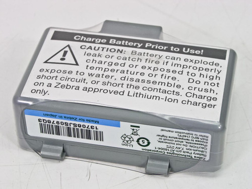 Zebra  AT16004-1  7.4V Lithium-ion Battery Pack