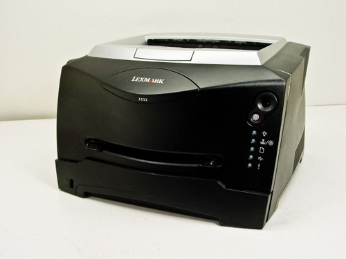 Lexmark E232  4505 Laser Printer - Missing Power Button