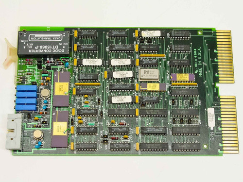 Data Translation  DT1751  I/O Card for DEC Computer