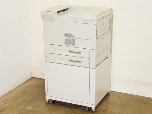 HP C4267A  8150DN Printer W/ 2500 Paper Cabinet