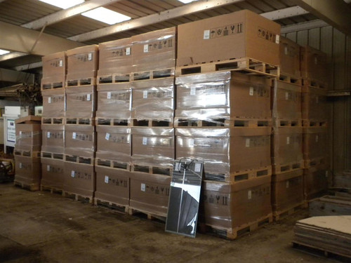 First Solar FS-272  PV Solar Panel 72 Watt Thin Film CdTe Pallet of 50