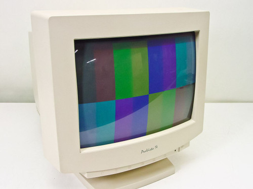 "Provista PV-448  14"" Color Monitor"