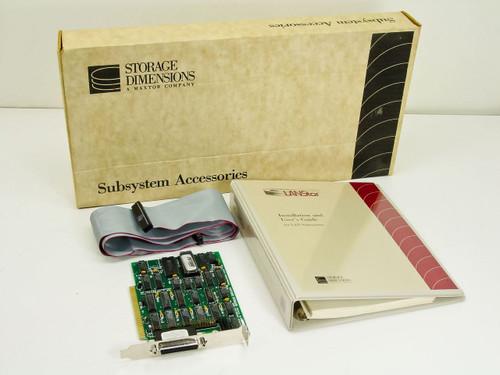 Future Domain TMC830  Data bus 8 bit, ISA