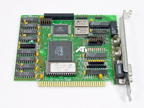 ATI Technologies  16900 Rev 3  EGA Wonder