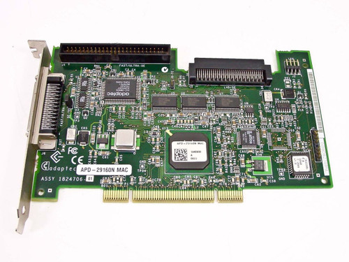 Adaptec APD-29160N  PowerDomain SCSI MAC (PCI) (32 Bit)