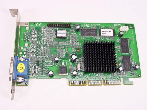 Nvidia V06-11  GeForce2 MX