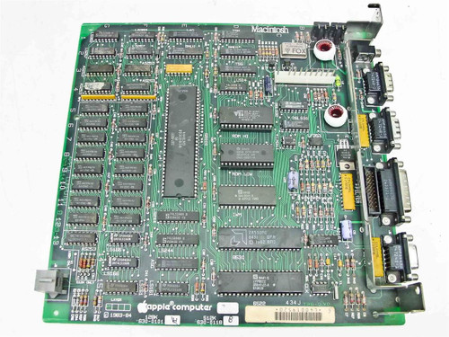 Apple Macintosh 630-0118  512K Logic Board Motherboard