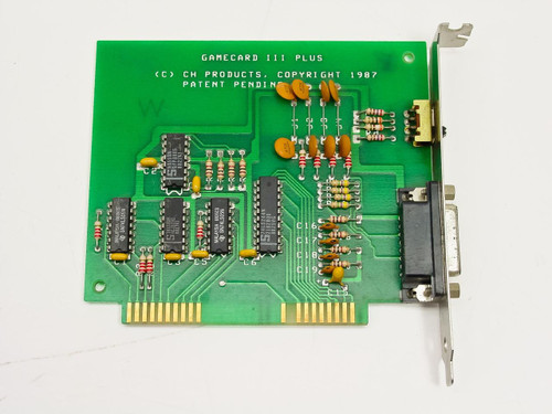CH Products Gamecard III Plus  Controller Card
