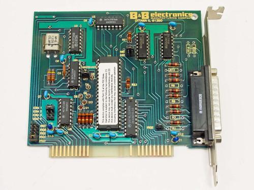 B&B Electronics  1680 Rev 4  ISA Serial Card