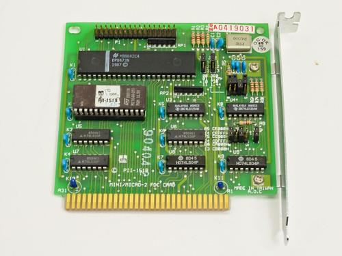 DTK  PII-151B  Mini/Micro-2 FDC Card