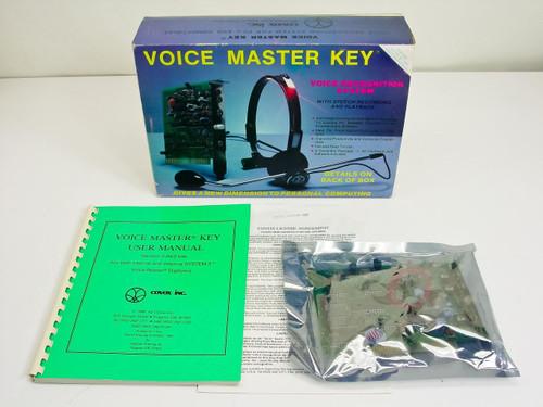 Covox Version 2.04/2.04x  Voice Master Key