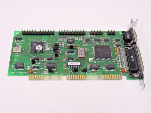DTK  PTI-217  16 Bit ISA Multi I/O card