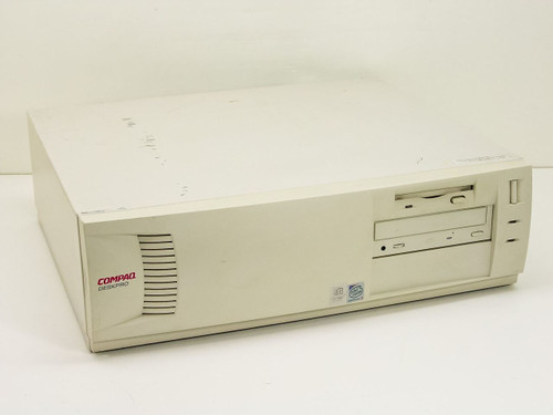 Compaq en P450  Deskpro ~ PII 450 MHz, 128MB memory, 6.4GB HD, USB