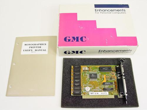 Monographics  MGP-222  8BIT ISA Printer Card with manual