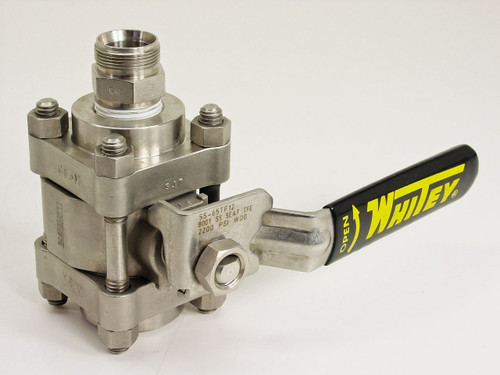 Whitey  SS-65TF12   Ball Valve